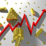 Der Goldkurs entwickelte sich in den letzten Jahren äußerst positiv. Aktien goldproduzierender und goldverarbeitender Unternehmen sind mit ihrem Kurs jedoch nicht zwangsläufig an den Goldkurs gebunden. Bild: © Rumkugel - Fotolia.com