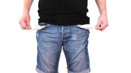 Ein Kredit für Sozialhilfeempfänger ist schwer zu bekommen