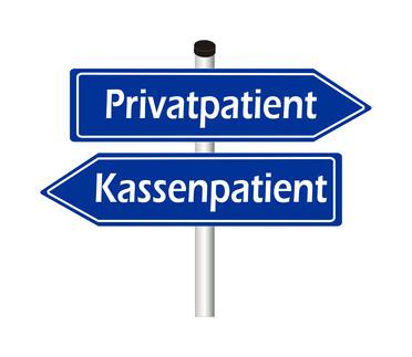 Privat krankenversichert